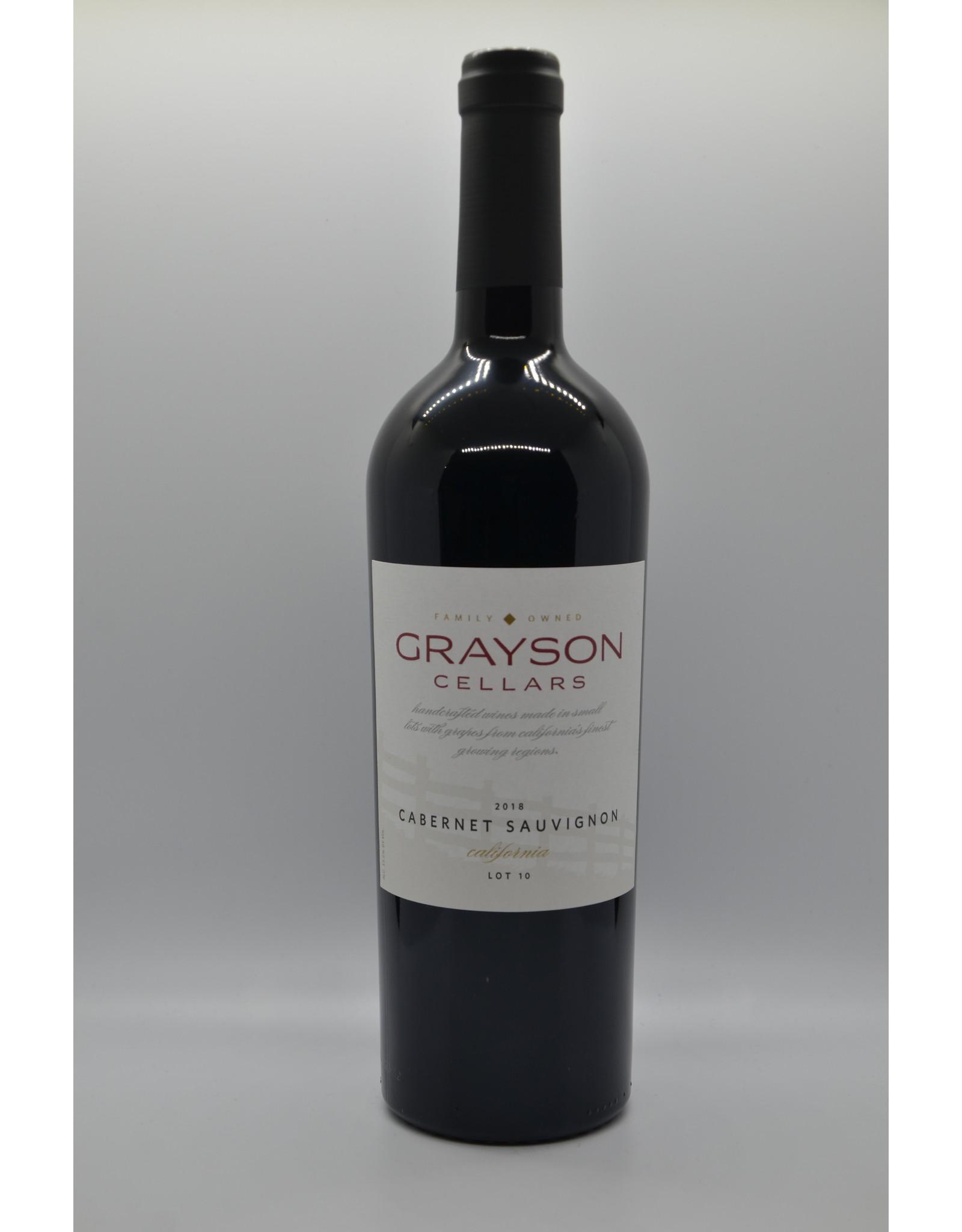 USA Grayson Cabernet Sauvignon