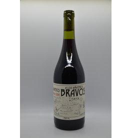 Chile Vinateros Bravos Cinsault