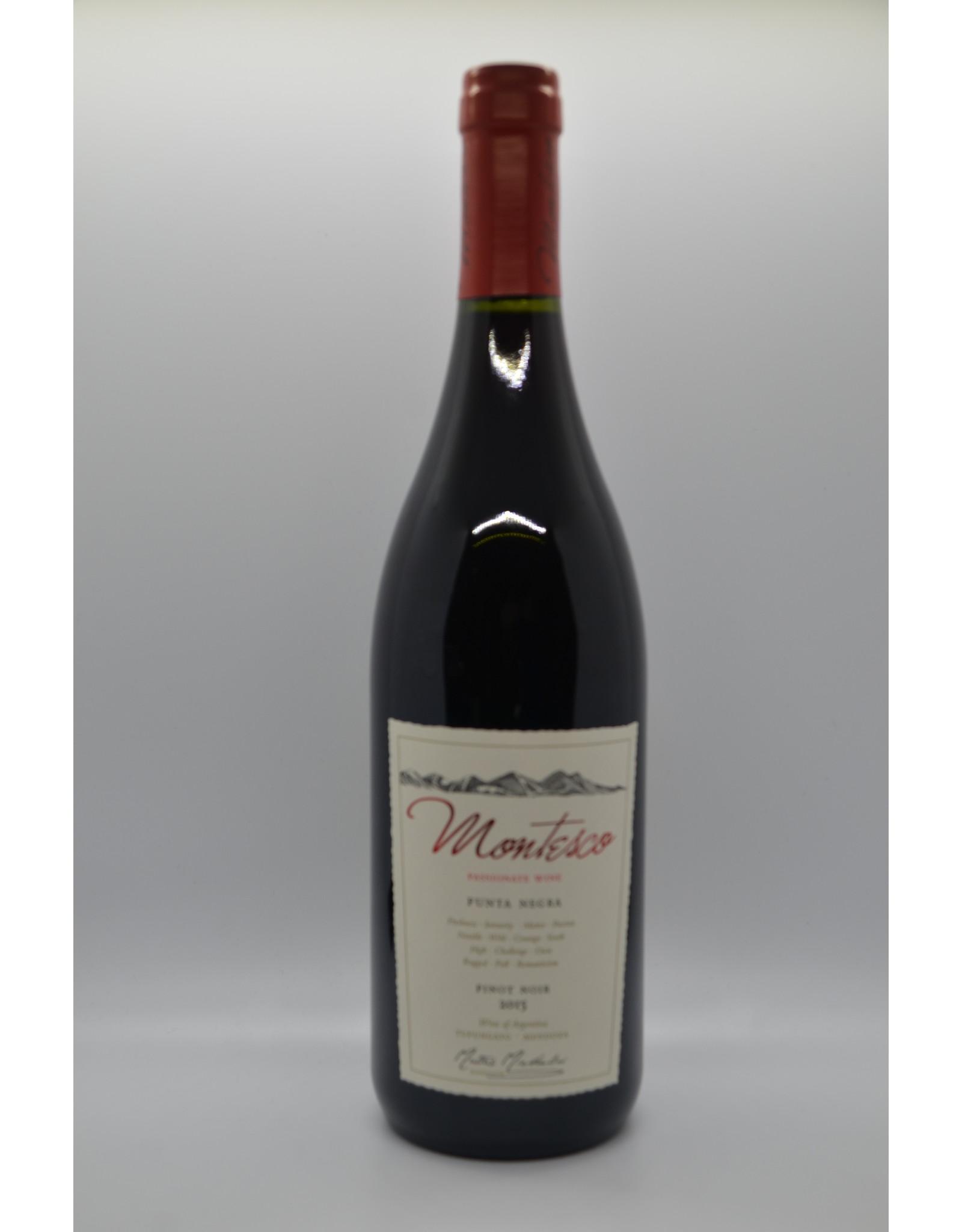 Argentina Montesco Punta Negra Pinot Noir