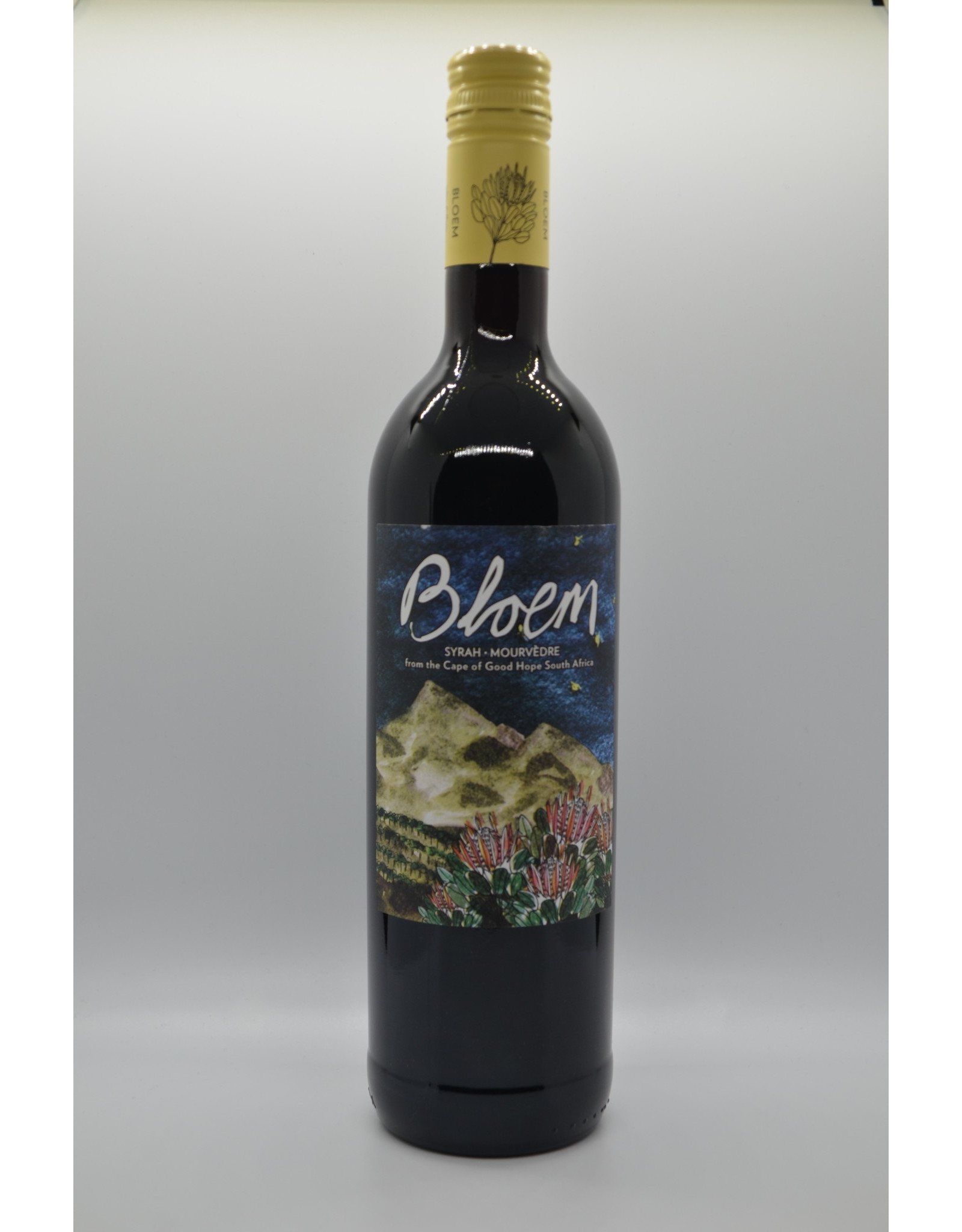 South Africa Bloem Red Syrah/Mourvedre