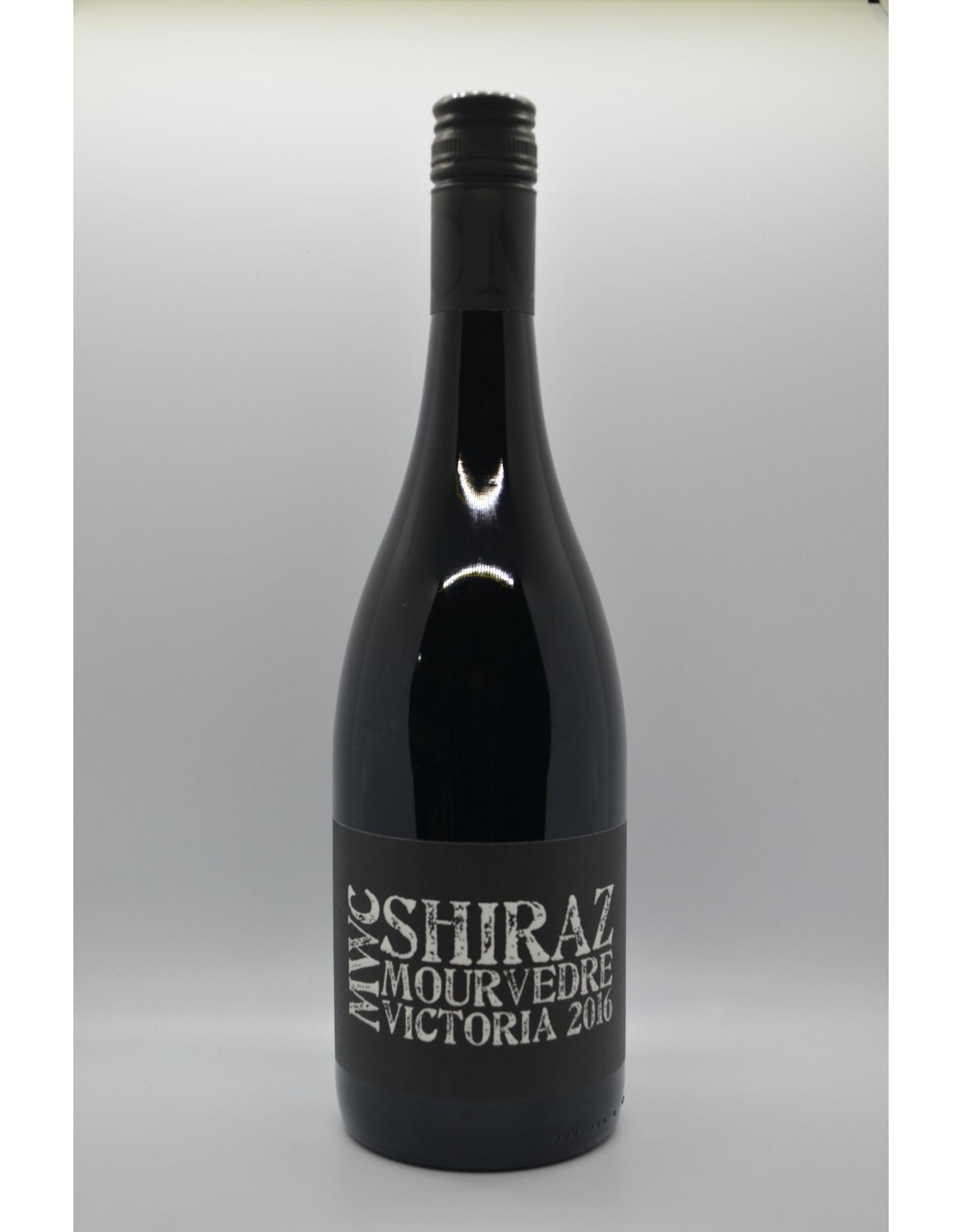 Australia MWC Shiraz Mourvedre