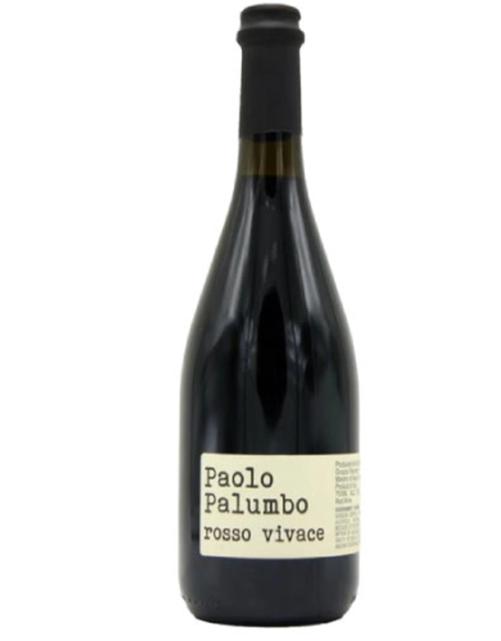 Italy Paolo Palumbo Rosso Vivace