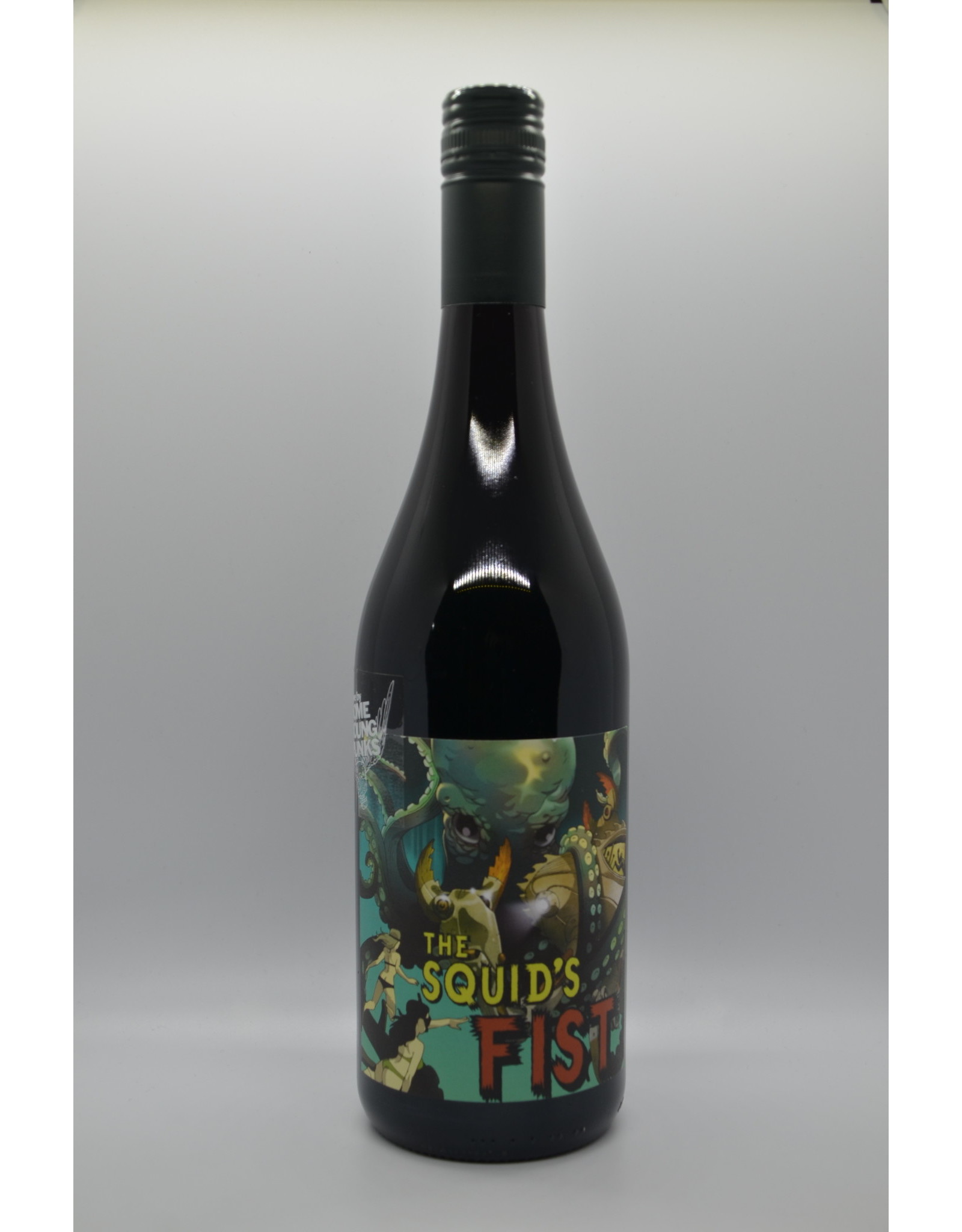 Australia The Squid's Fist Sangiovese/Shiraz