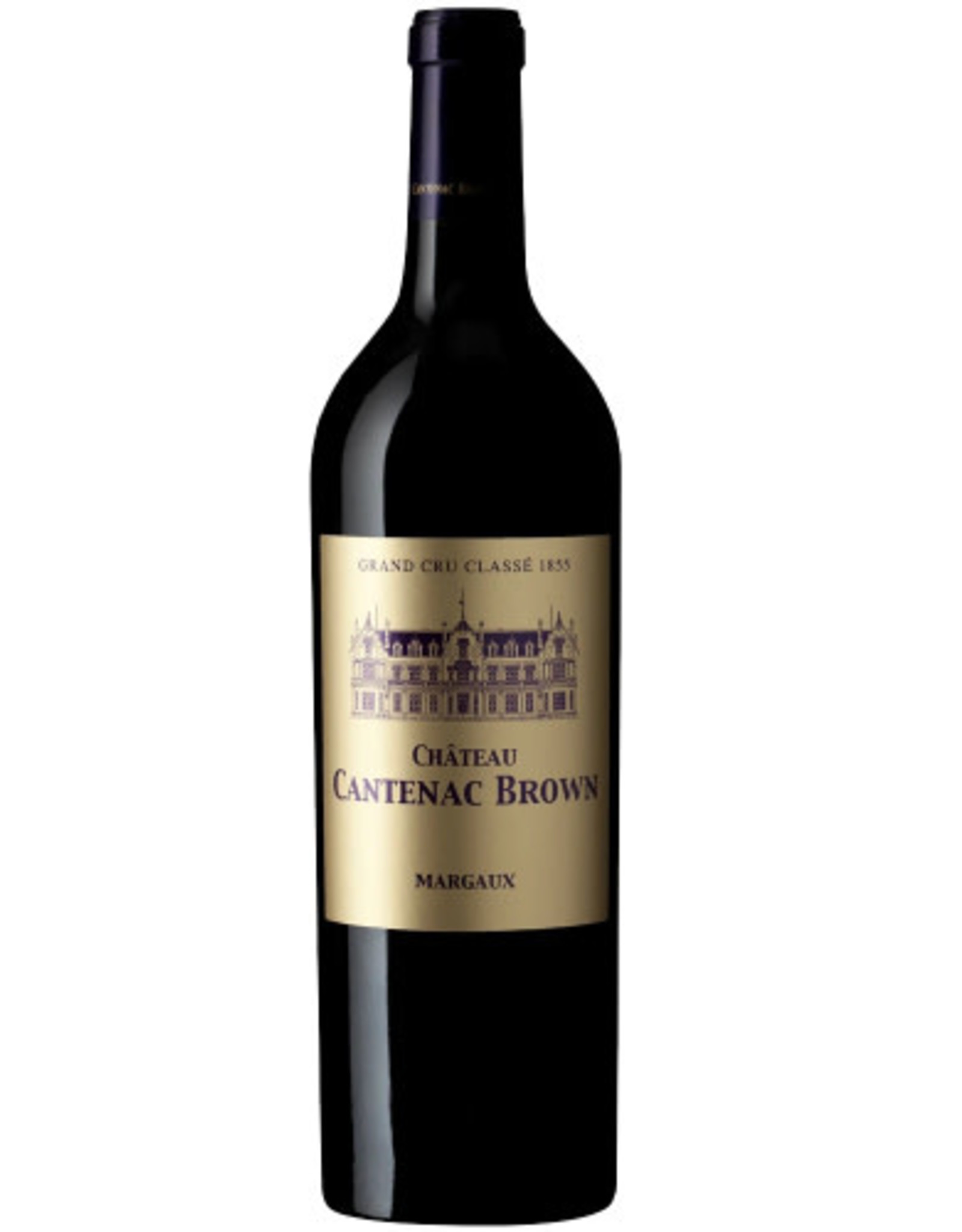 France Ch. Cantenac Brown Margaux Grand Cru Classe 2012