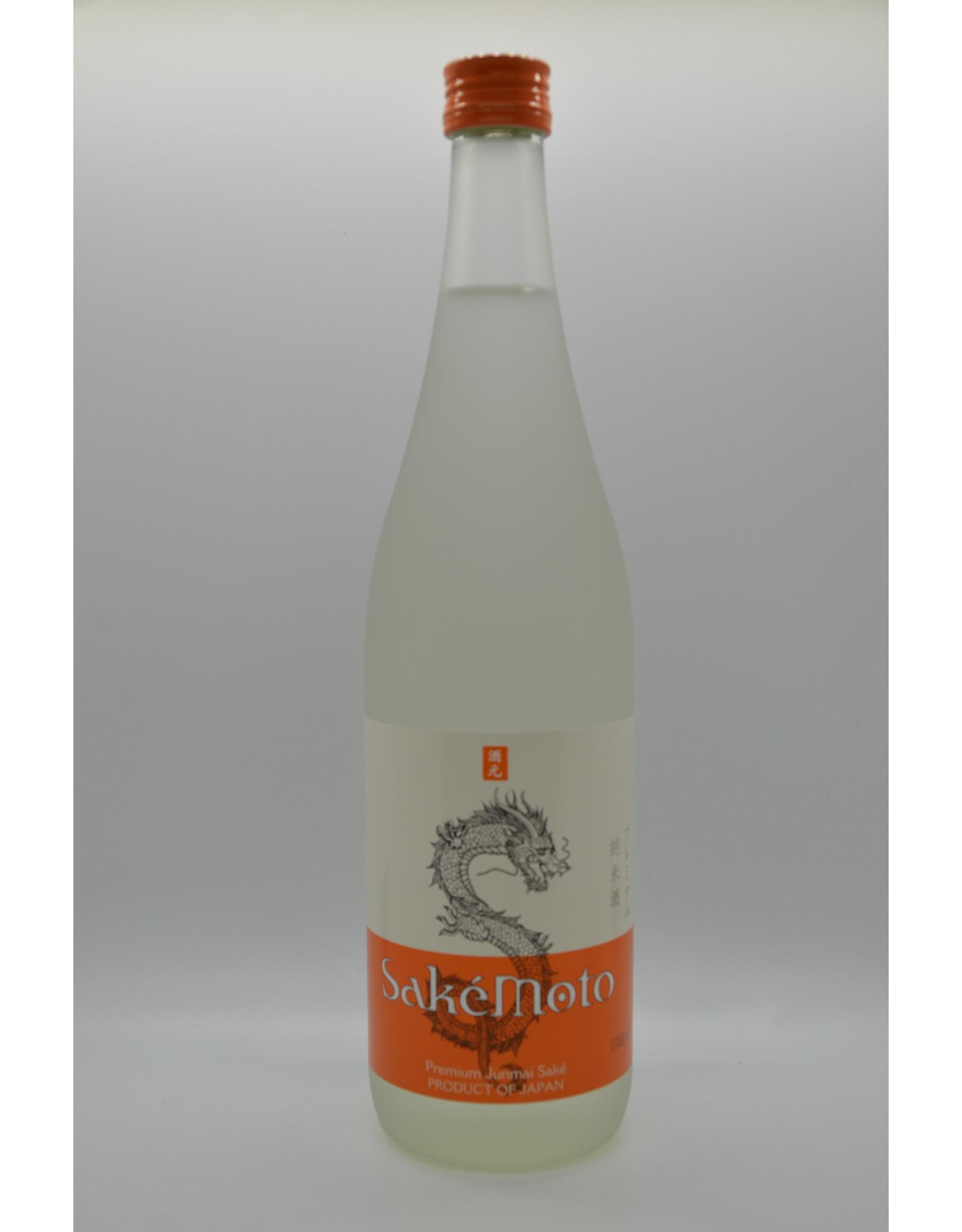 Japan Sakemoto Junmai Sake