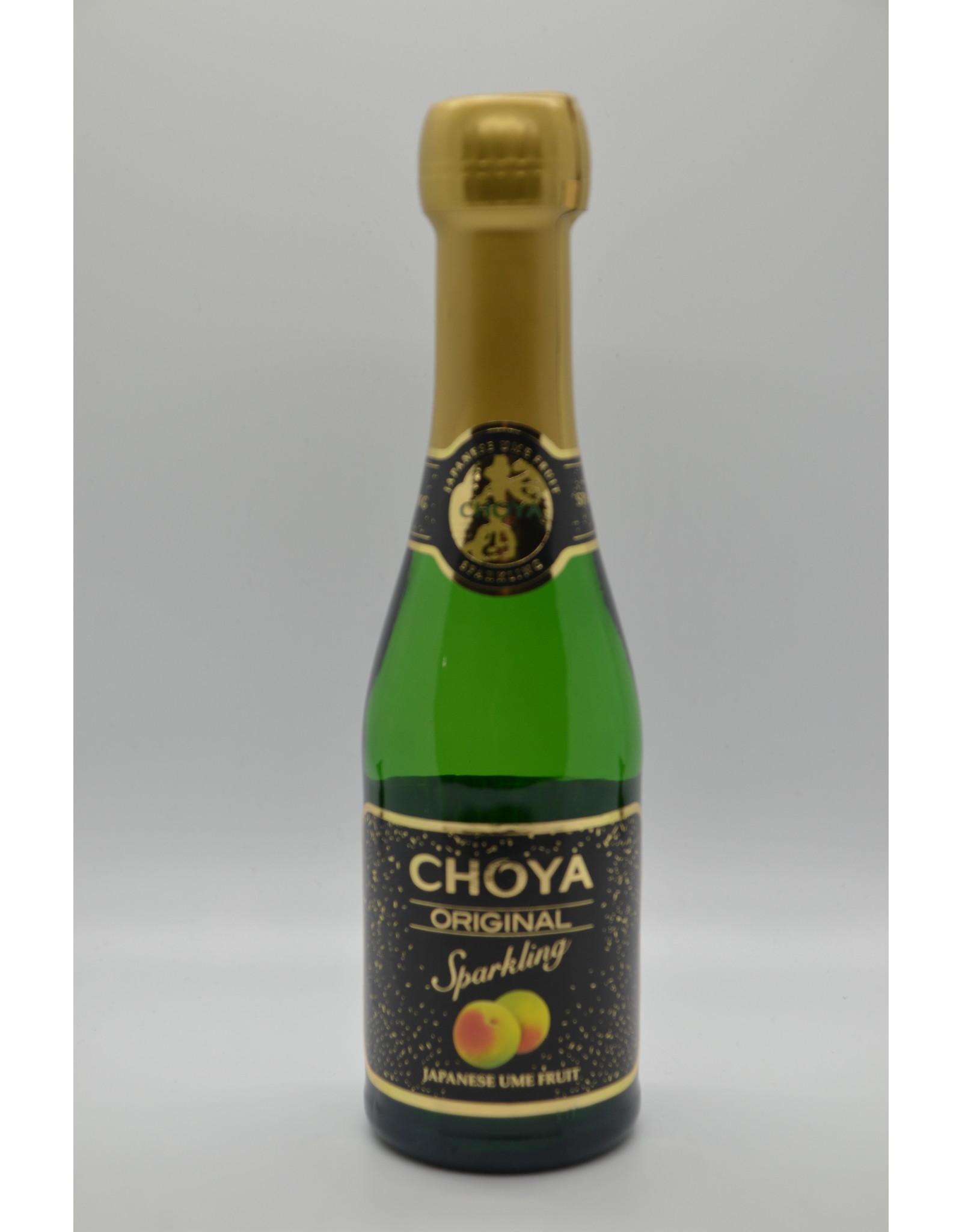 Japan Choya Original Sparkling 187ml