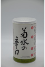 Japan Kikusui Karakuchi Dry Sake Can 180ml