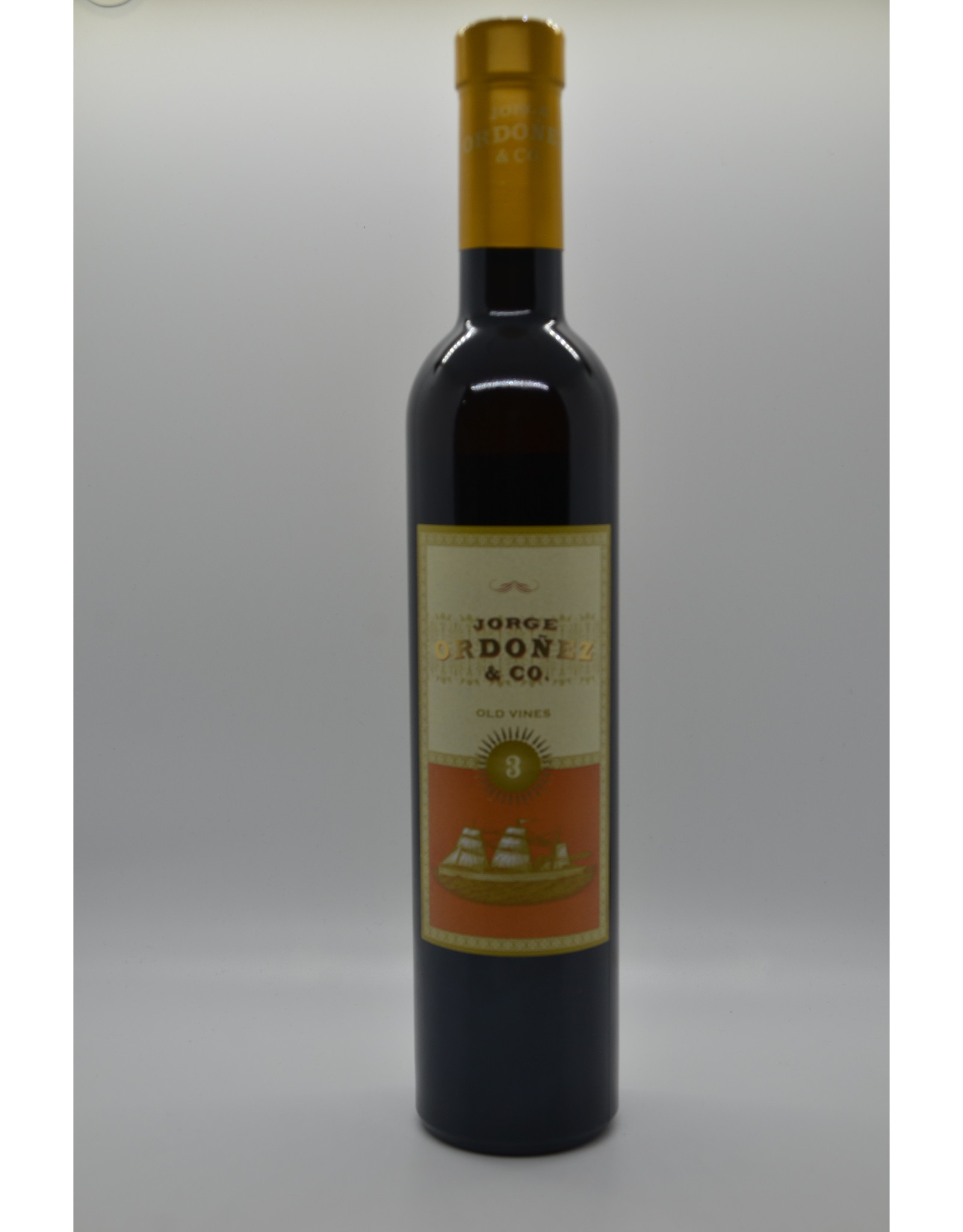 Spain Jorge Ordonez No 3 Old Vines Moscatel