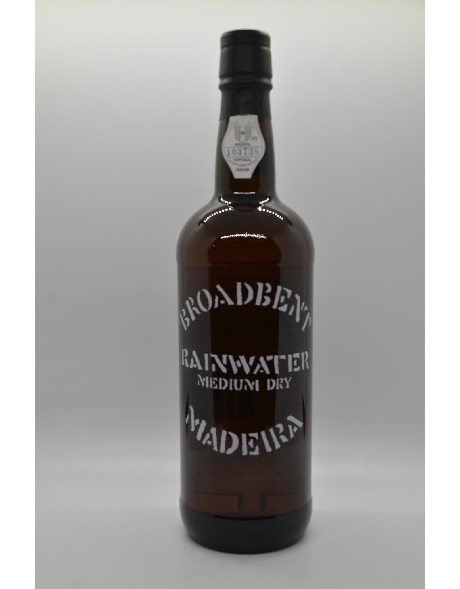Portugal Broadbent Madeira Rainwater