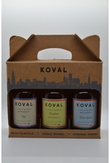 USA Koval Whiskey Gift Set