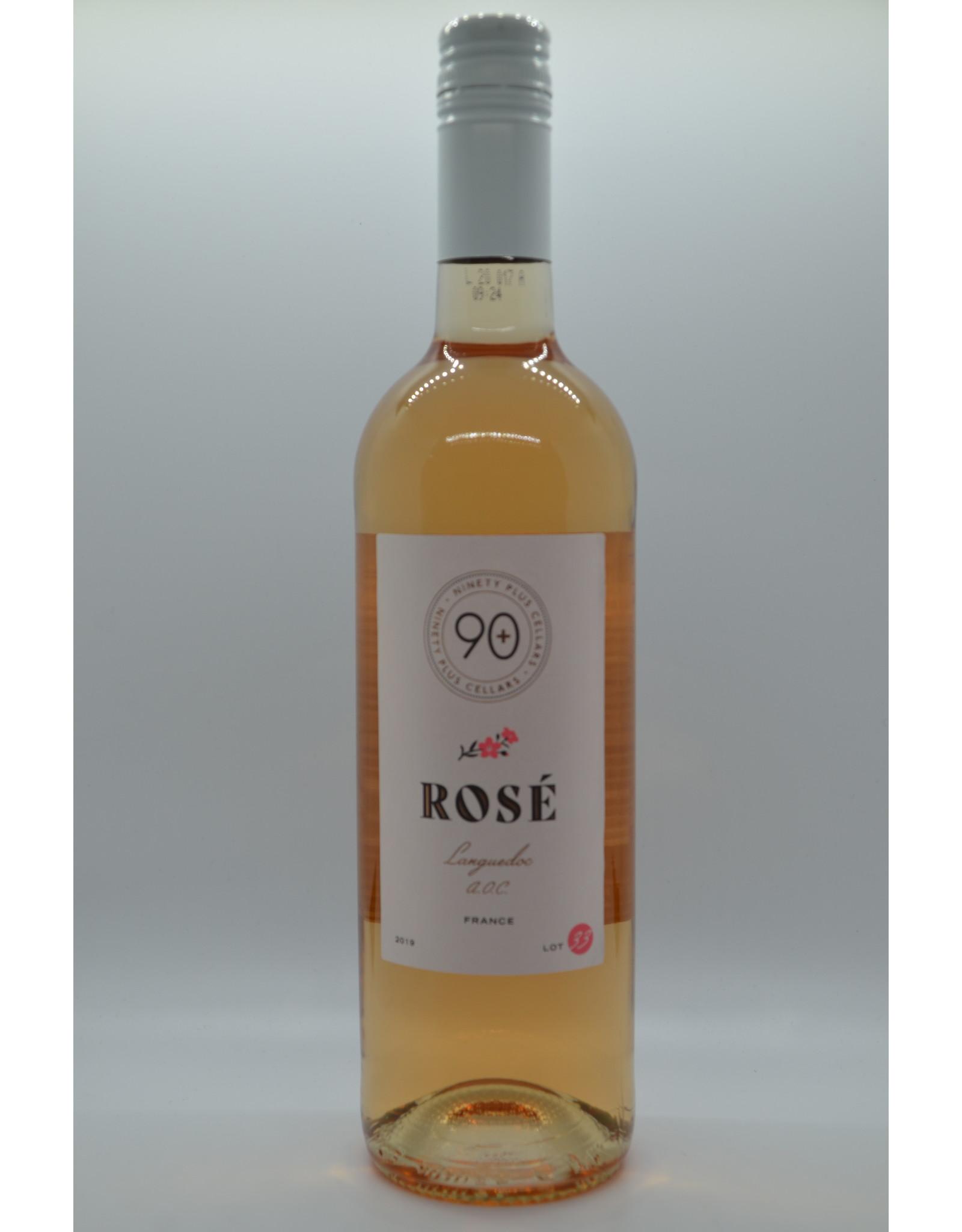 France 90+ Cellars Lot 33 Languedoc Rosé