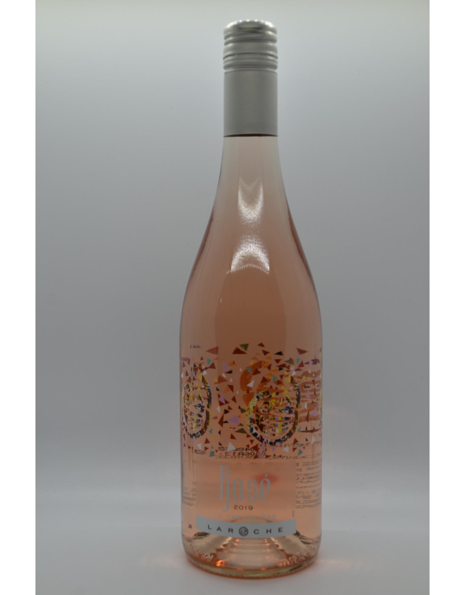 France La Chevaliere Laroche Rosé