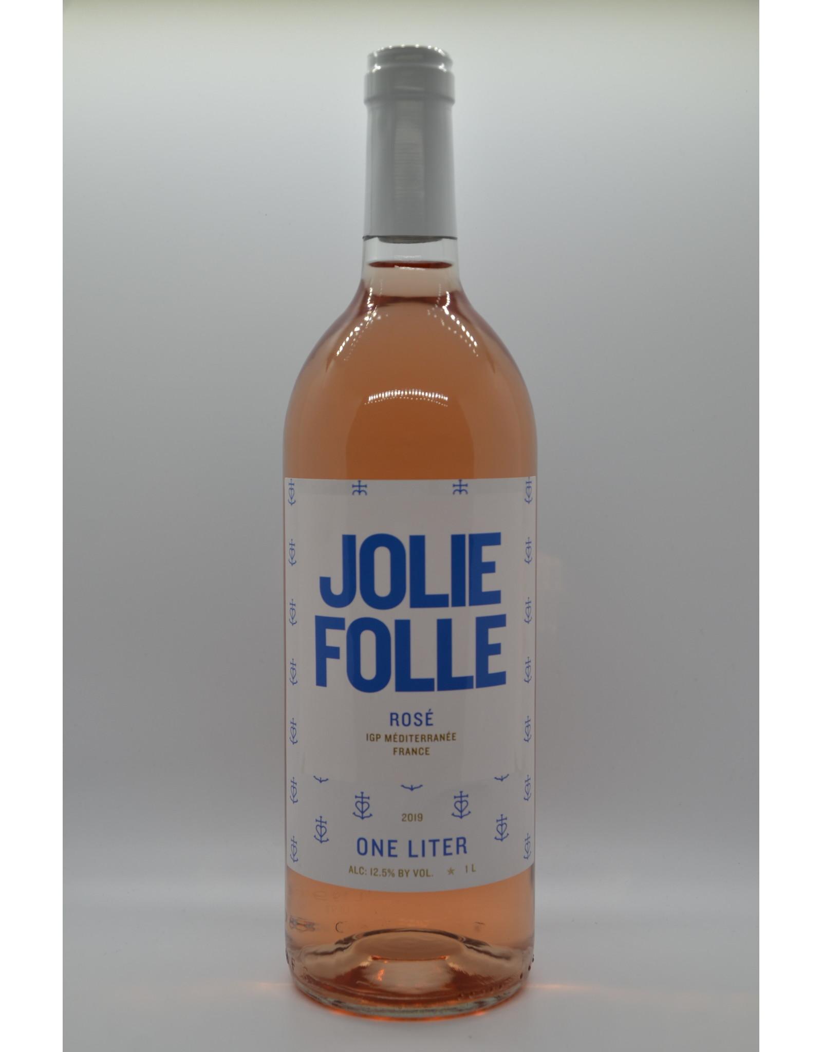 """France Jolie Folle """"Cotes de Provence"""" Rose"""