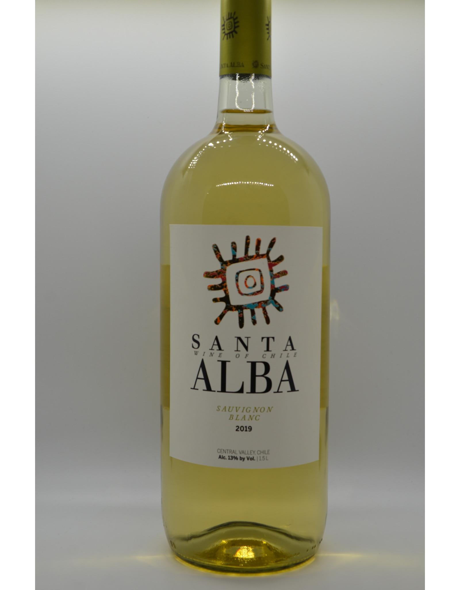Chile Santa Alba Sauvignon Blanc MAG 1.5L
