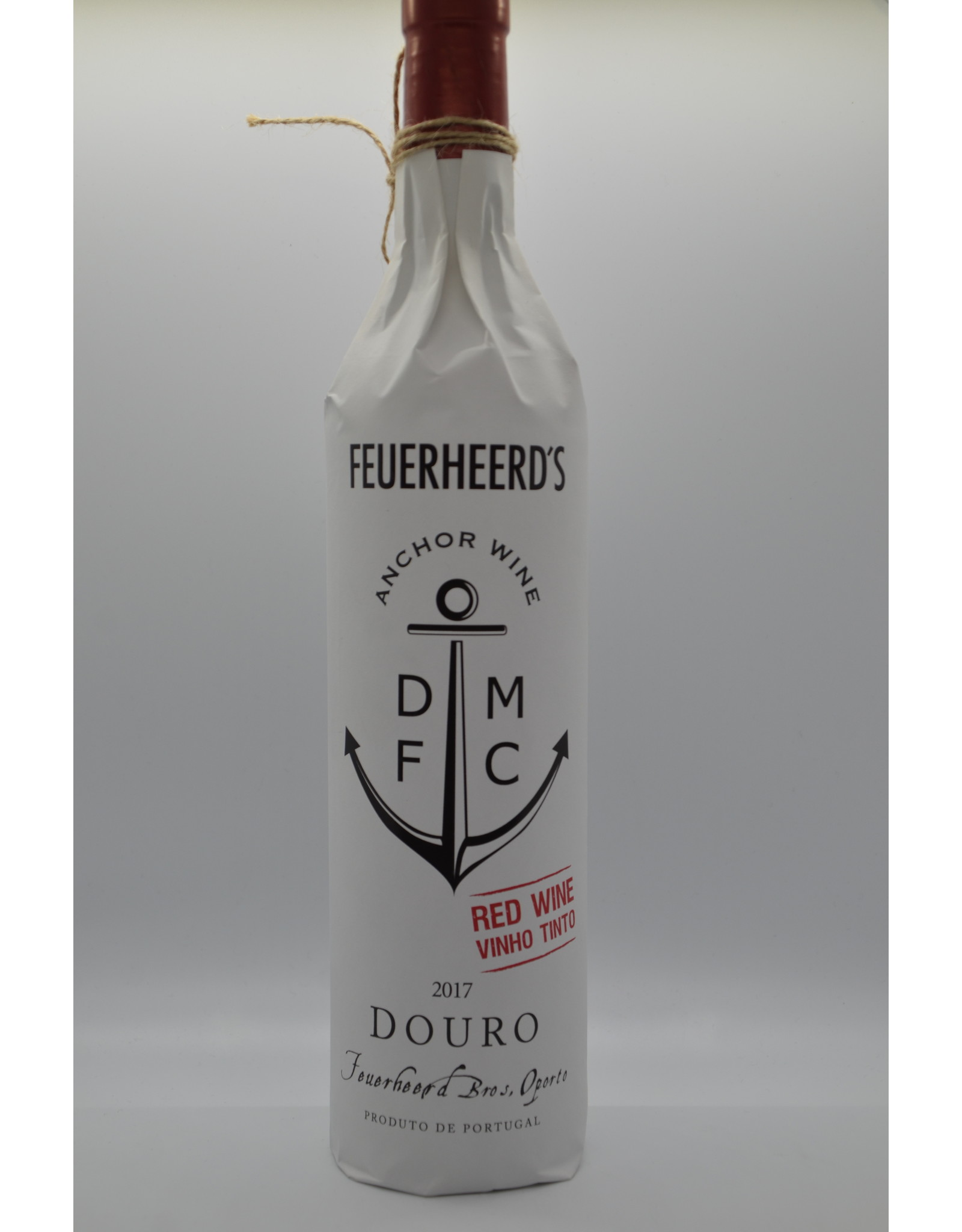 Portugal Feuerheerd's Anchor Red