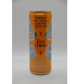 Canada Two Chicks Sparkling New Fashioned 355ml