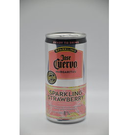 Mexico Jose Cuervo Sparkling Strawberry Margarita 200ml