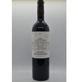 Spain Castell de Santueri Red