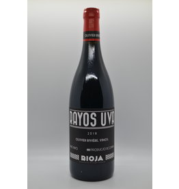 Spain Oliviere Riviere Rayos Uva Rioja