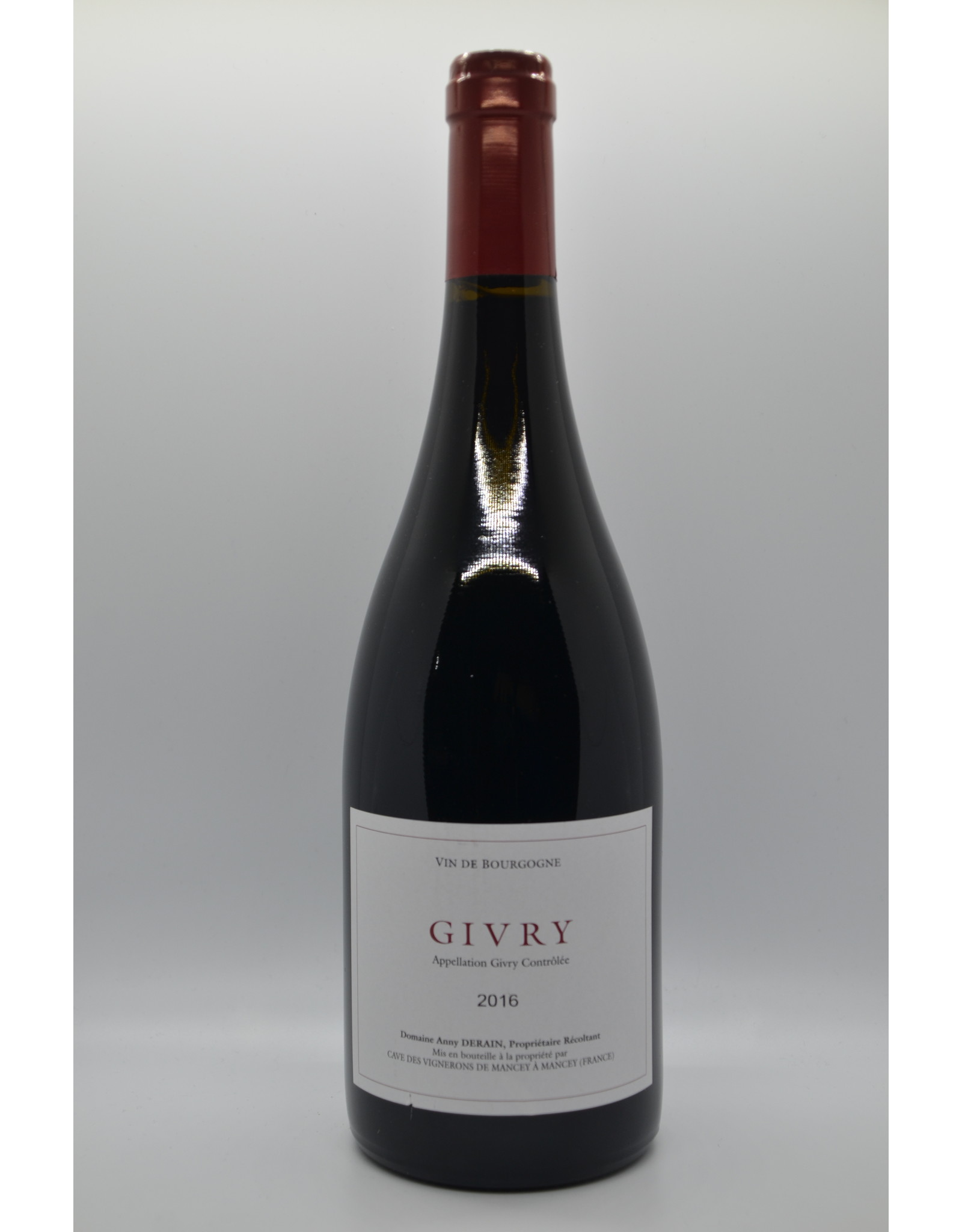 France Domaine Anny Derain Givry