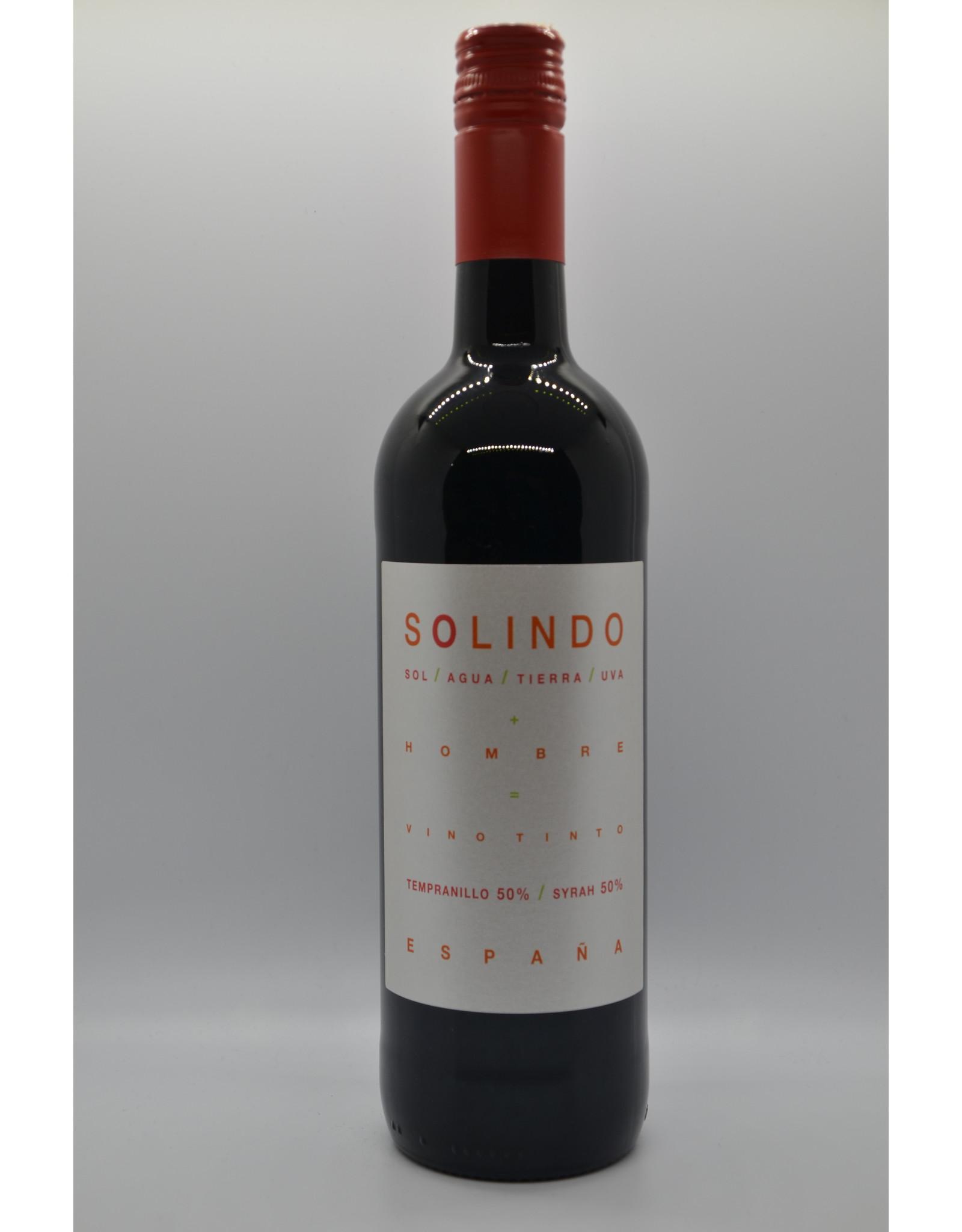 Spain Solindo Tinto La Mancha