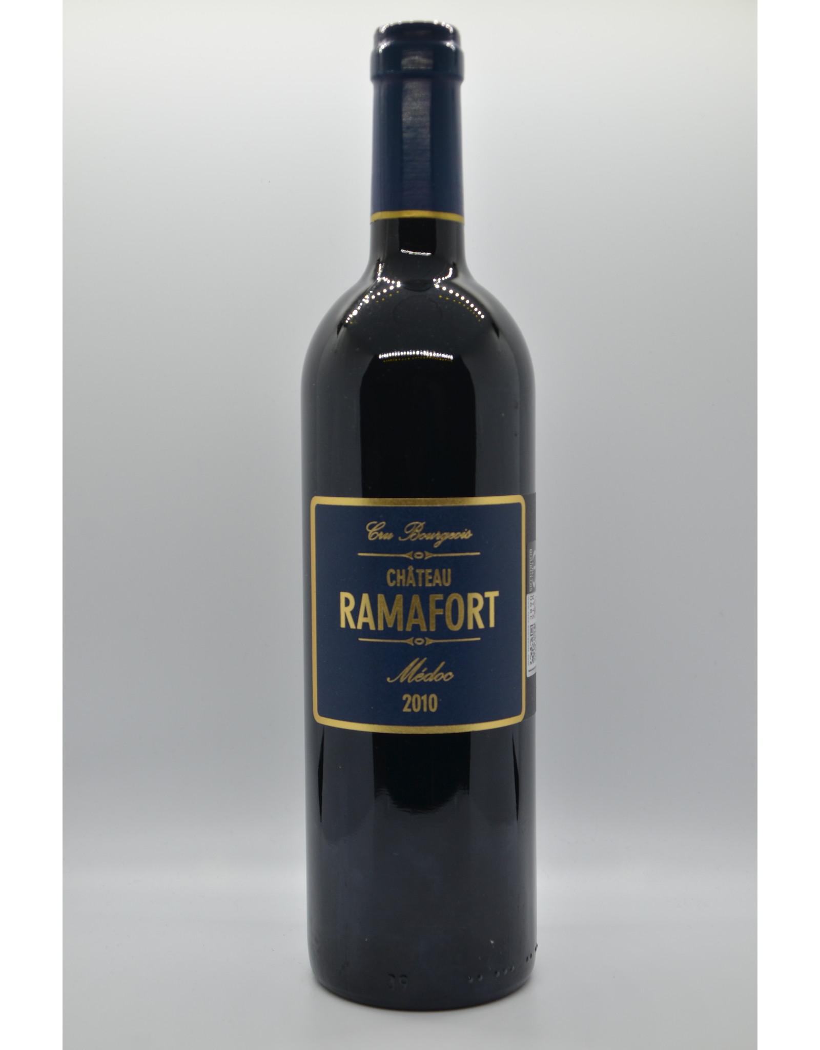 France Ch. Ramafort Medoc