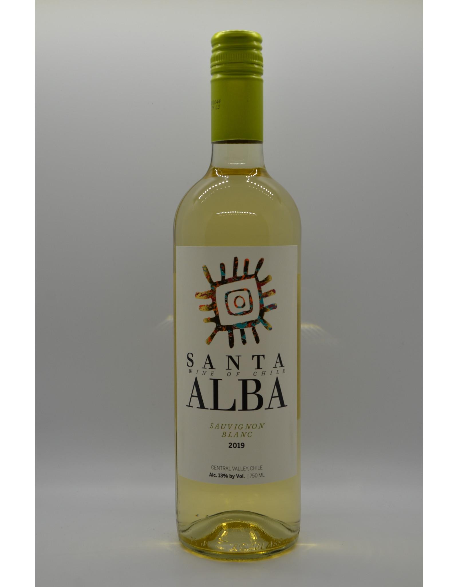 Chile Santa Alba Sauvignon Blanc