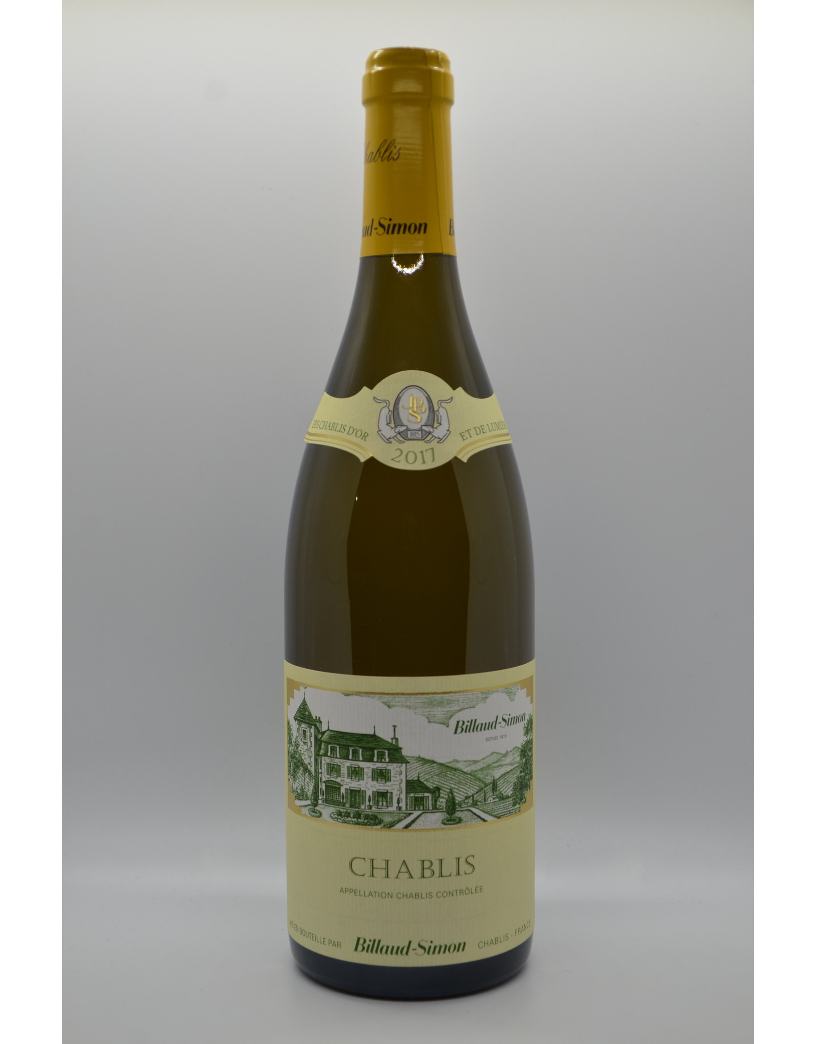 France Domaine Billaud Simon Chablis