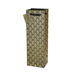 USA Art Deco Wine Bag