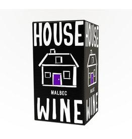 Chile House Wine Malbec BOX 3L