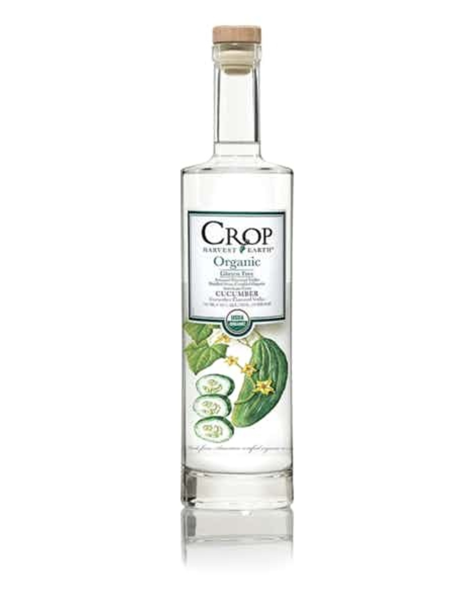 USA Crop Organic Cucumber Vodka