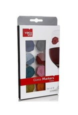 VacuVin Classic Grape Markers Set of 8