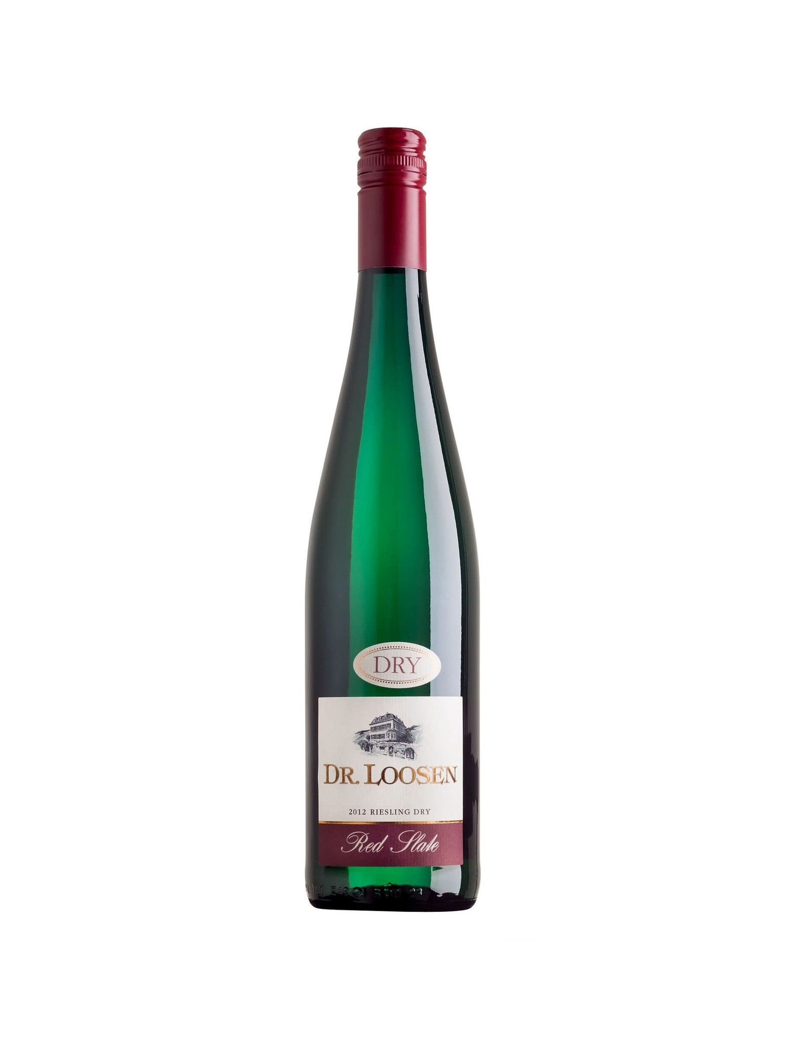 Germany Dr Loosen Dry Riesling Red Slate
