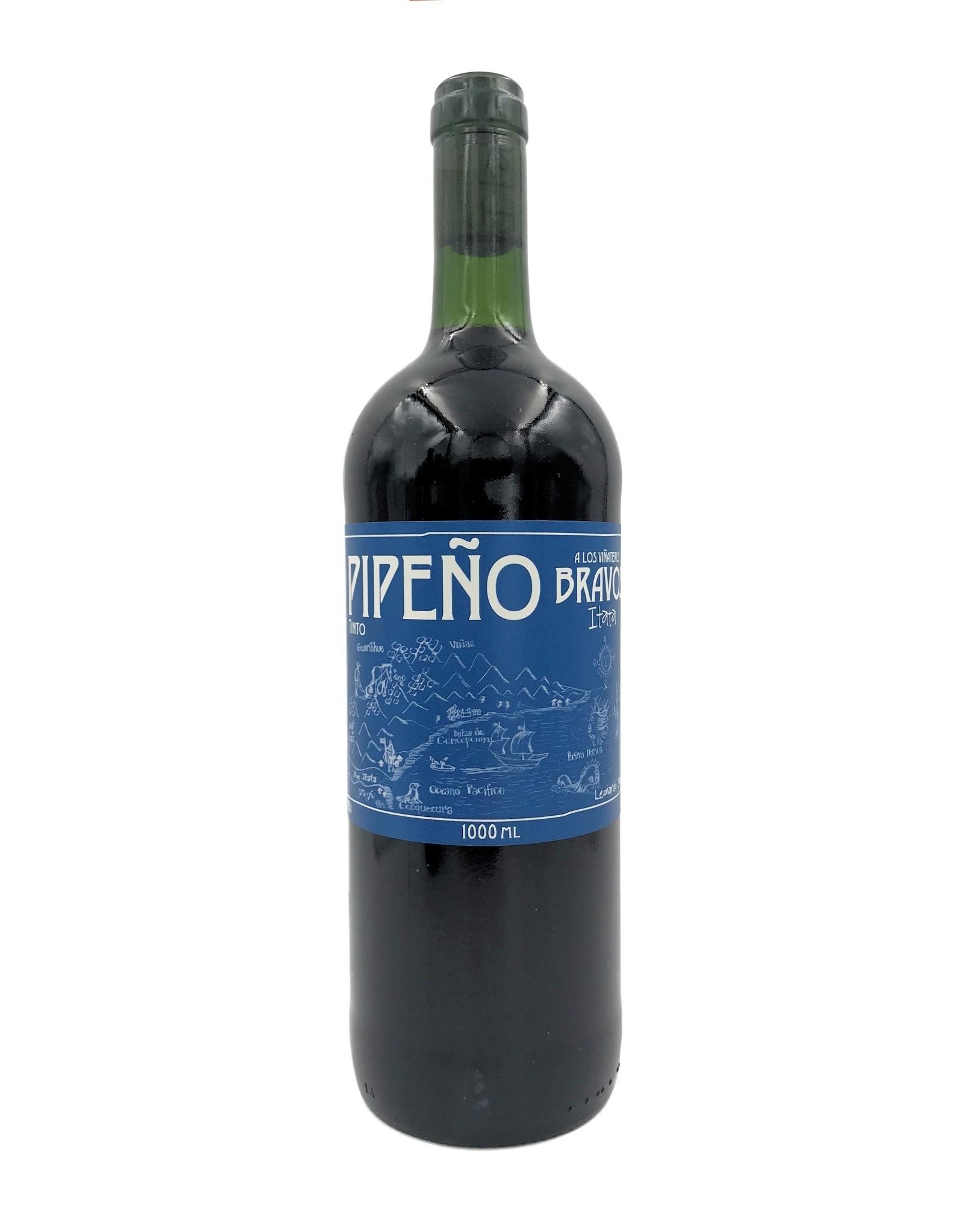 Chile Viñateros Bravos Pipeño