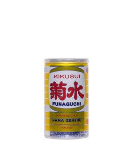 Japan Kikusui Funaguchi Honjozo Can 200ml