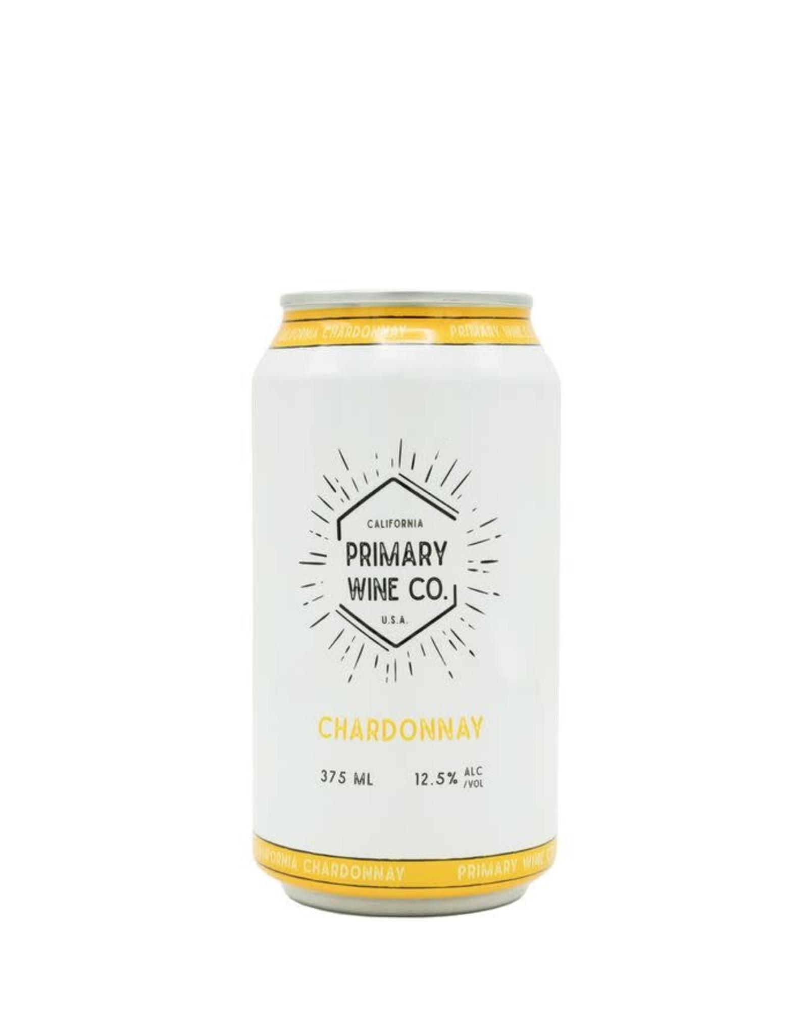 USA Primary Chardonnay Can 375ml