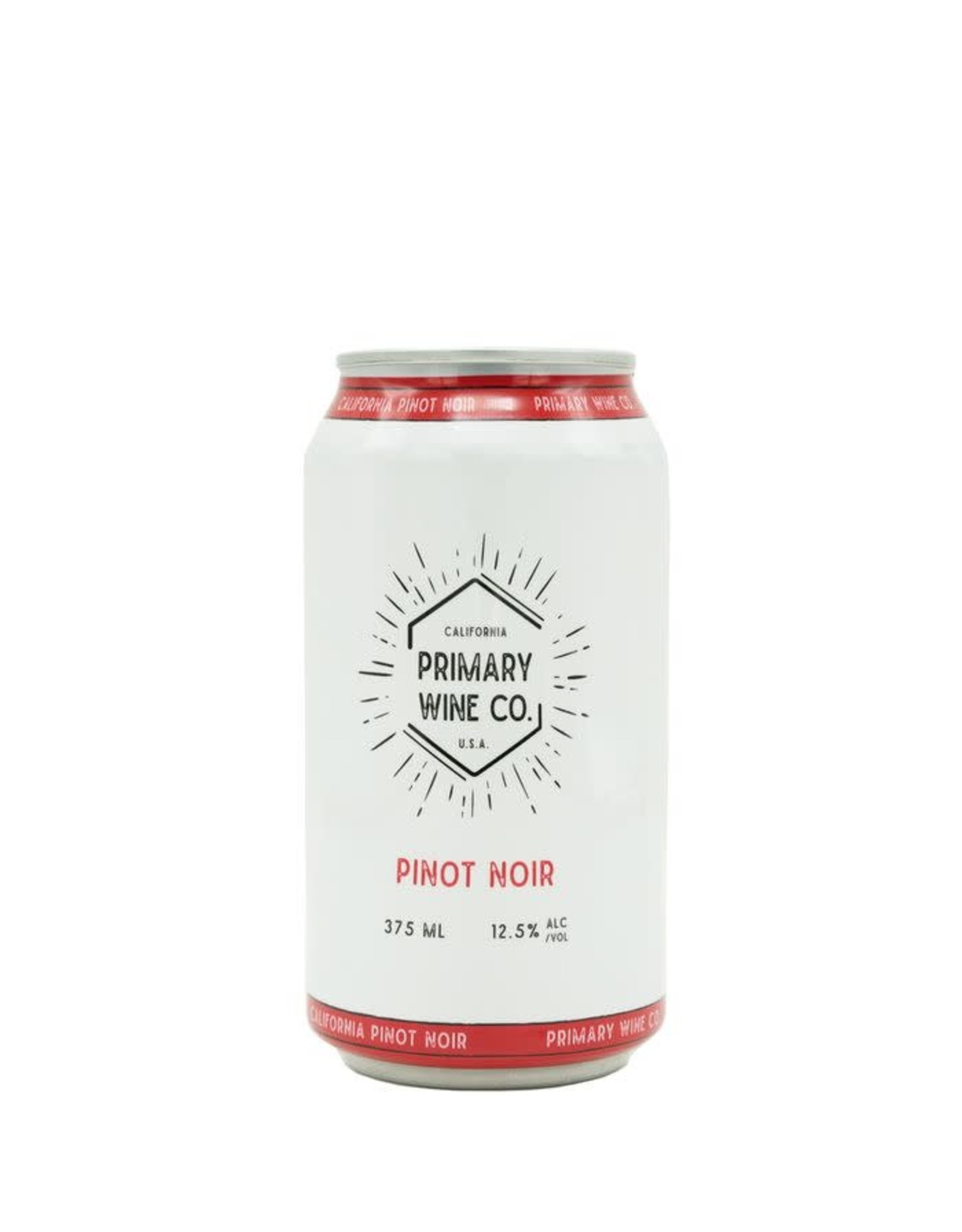 USA Primary Pinot Noir Can 375ml