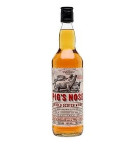 Scotland Pig's Nose Blended Scotch whiskey 750ml