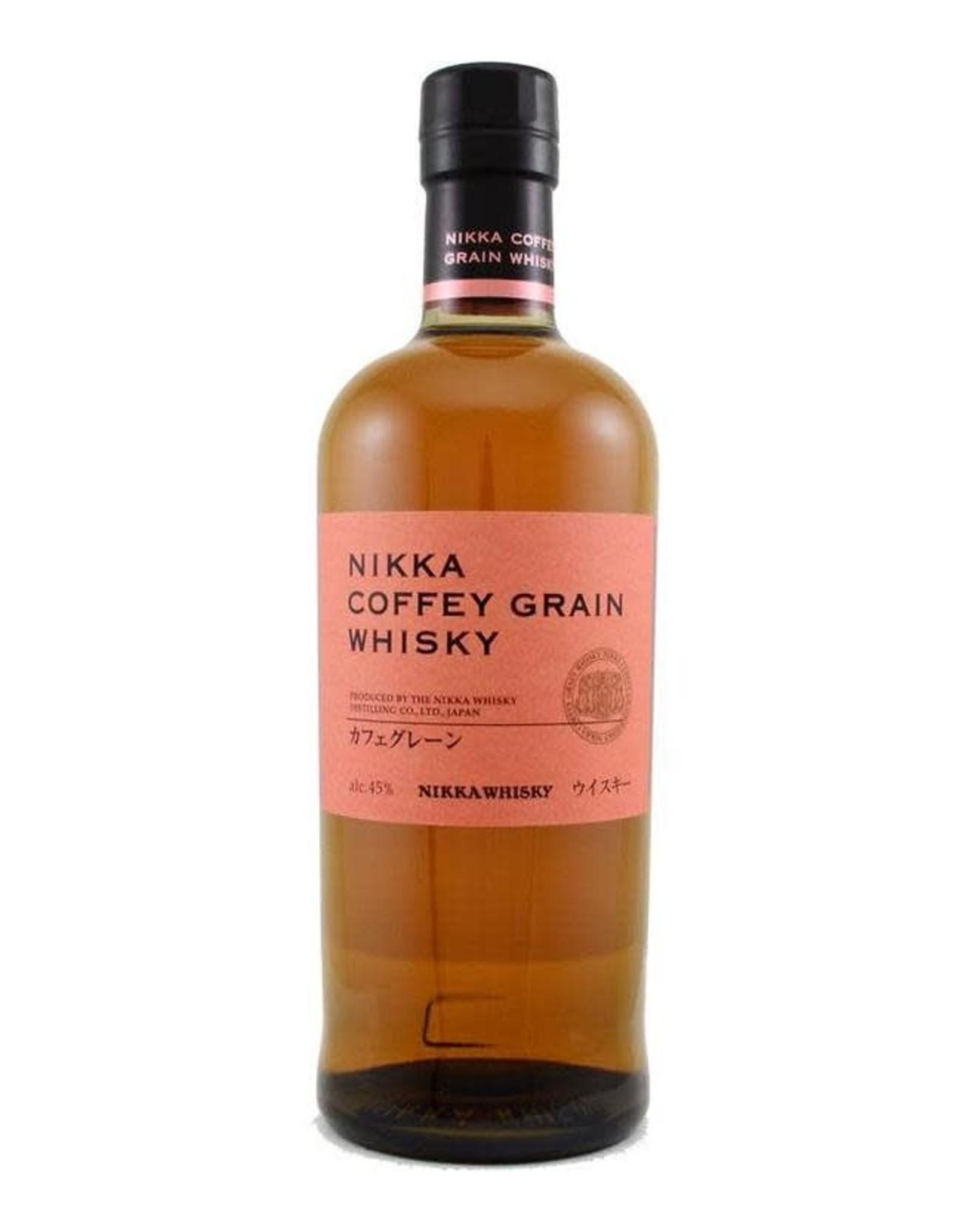 Japan Nikka Coffey Grain Whisky