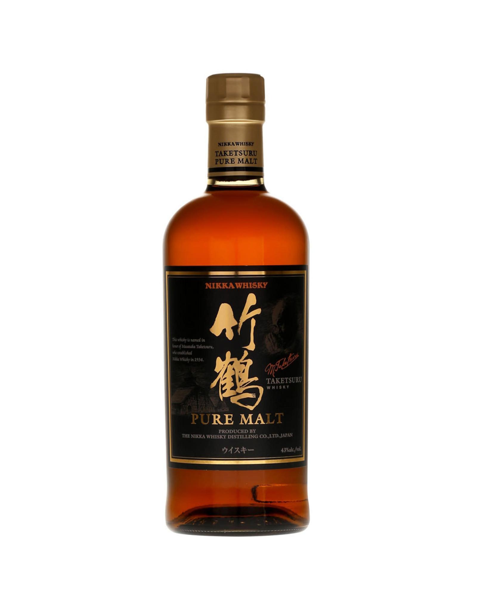 Japan Nikka Taketsuru Whisky