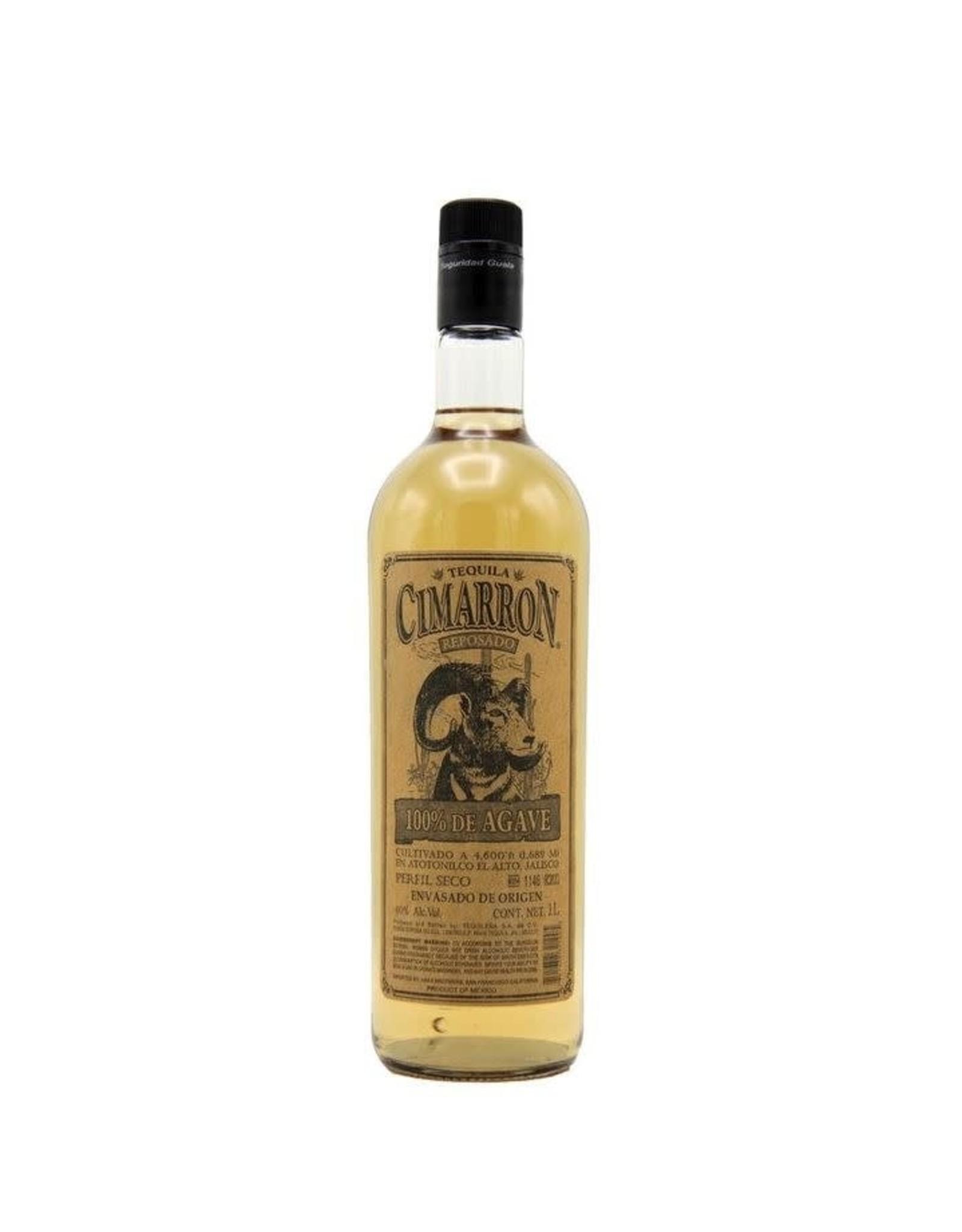 Mexico Cimarron Tequila Reposado 375ml