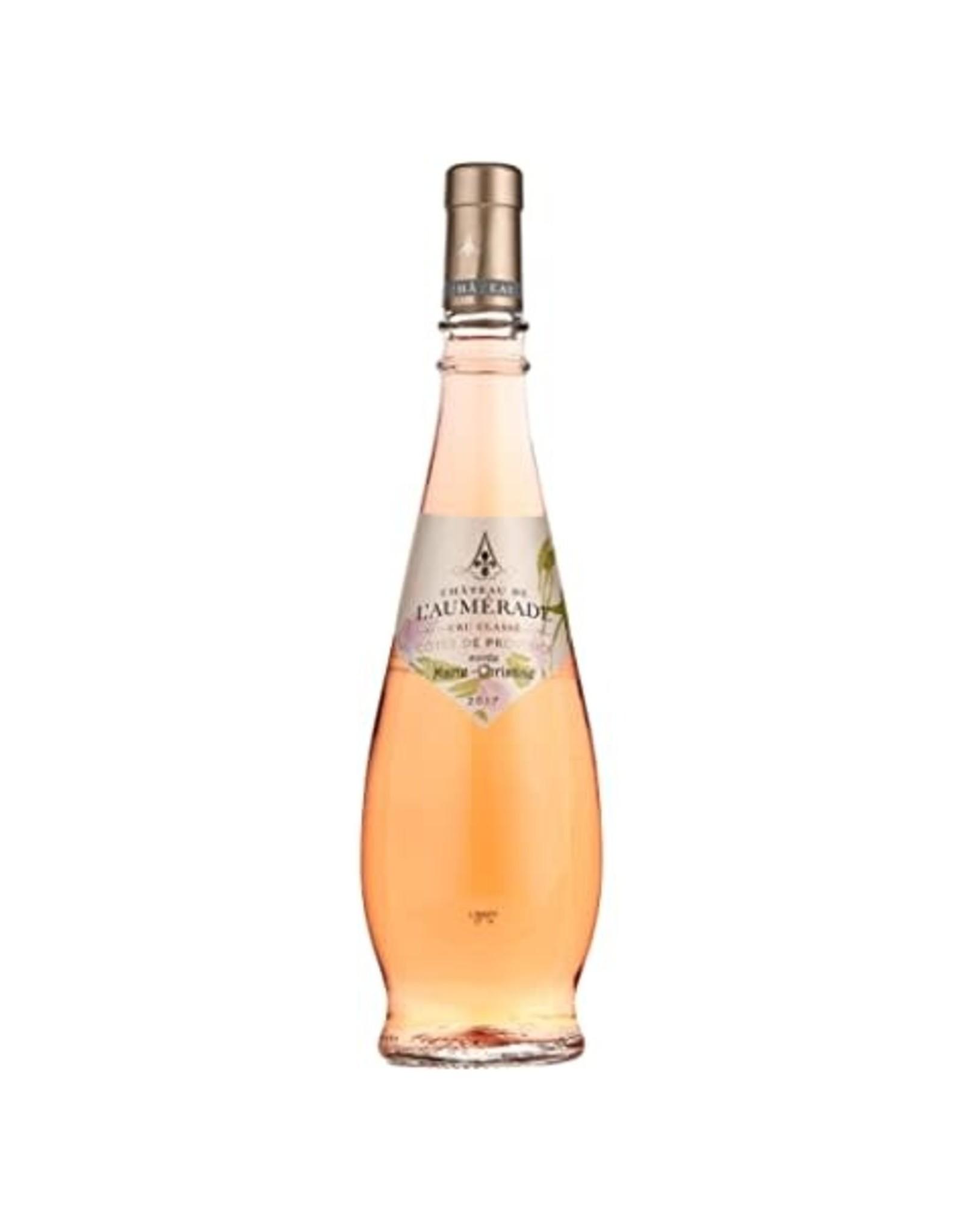France Ch. de L'Aumerade Cotes de Provence Cru Classe Rose