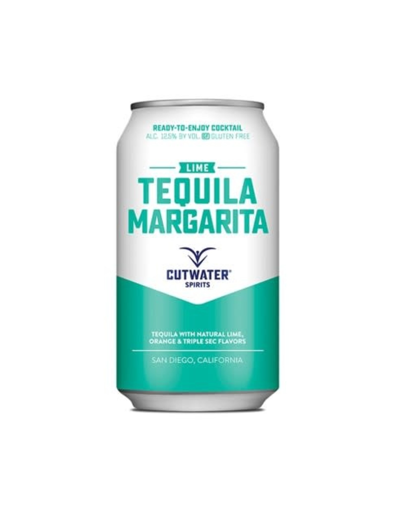 USA Cutwater Tequila Margarita Lime 355ml