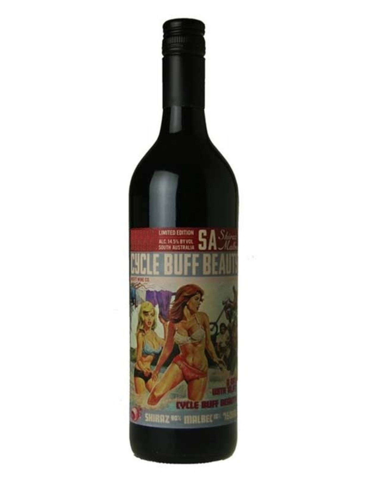 Australia Cycle Buff Beauty Shiraz Cabernet Sauvignon
