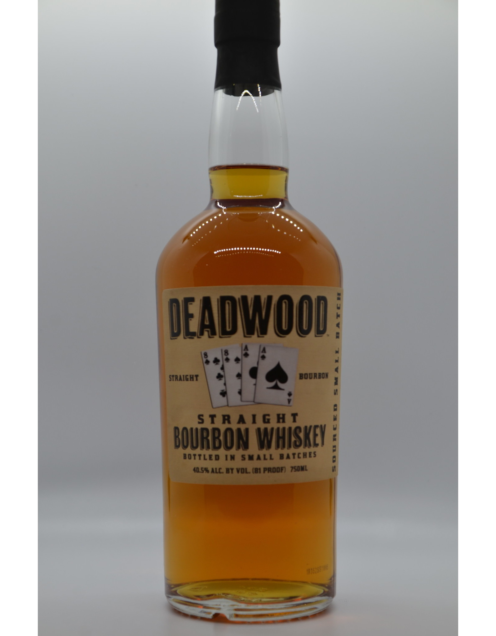 USA Deadwood Straight Bourbon 1LT