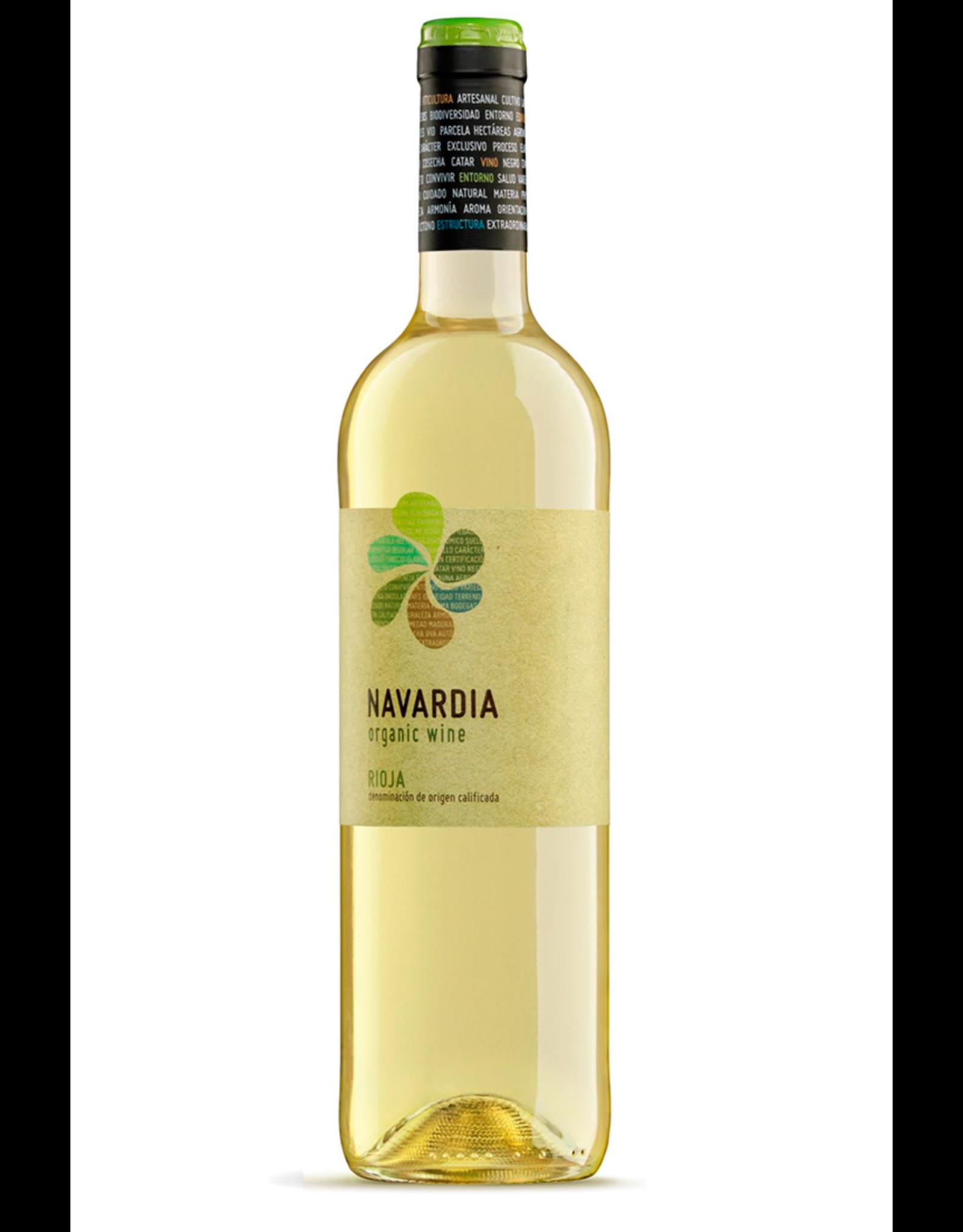 Spain Navardia Vino Blanco