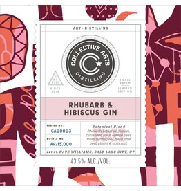 USA Collective Arts Rhubarb & Hibiscus