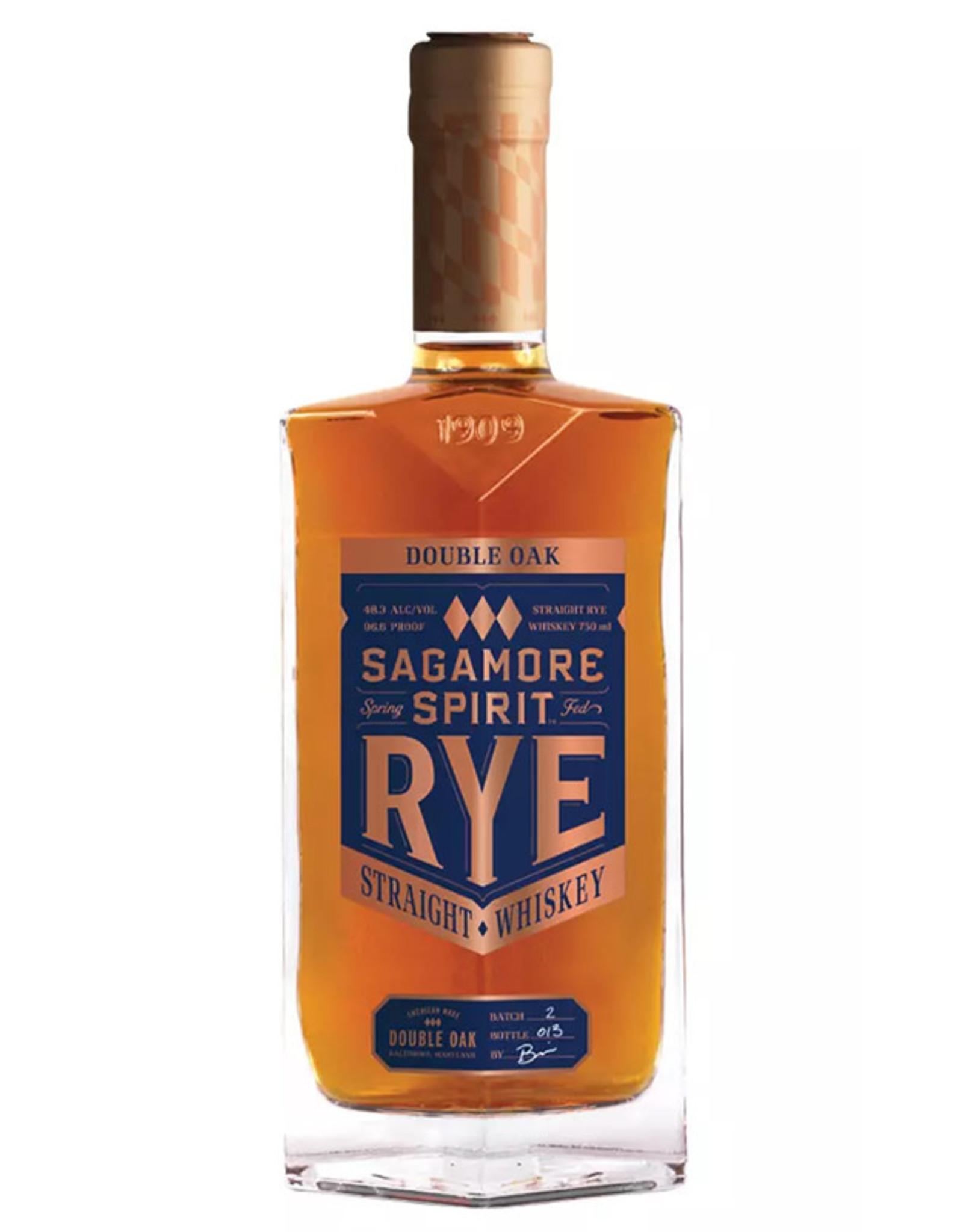 USA Sagamore Spirit Double Oak Rye