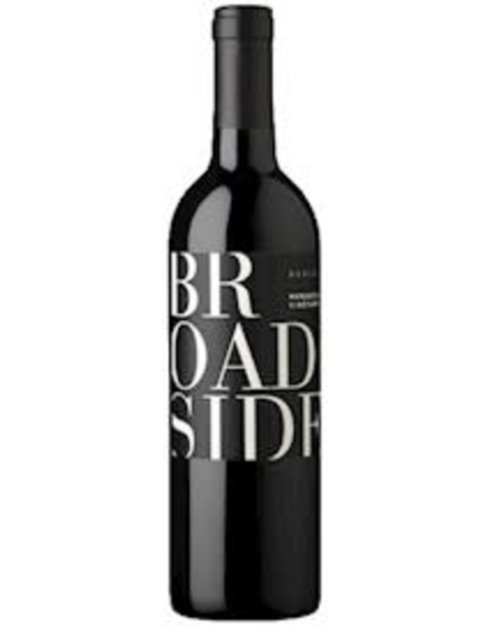 USA Broadside Margarita Vineyards Merlot