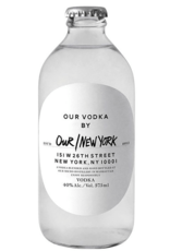 USA Our New York Vodka 375ml